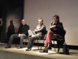 Rudy Lemcke, Tomi Talisman, E.G. Crichton