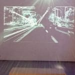 Rudy Lemcke City of the Future (after Tarkovsky's Solaris) Dual Channel video installation 2007/2012 Dimensions variable