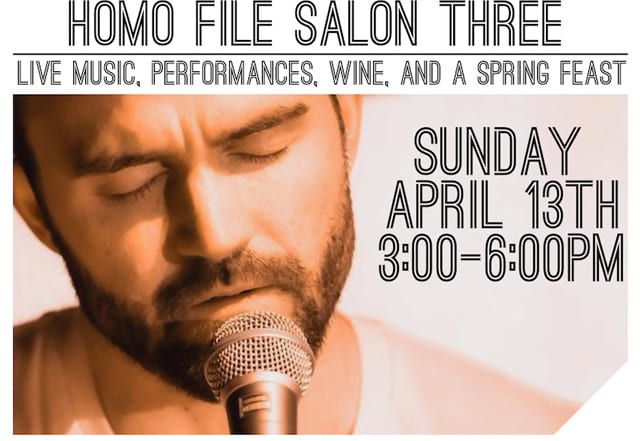 Homo File Three Salon