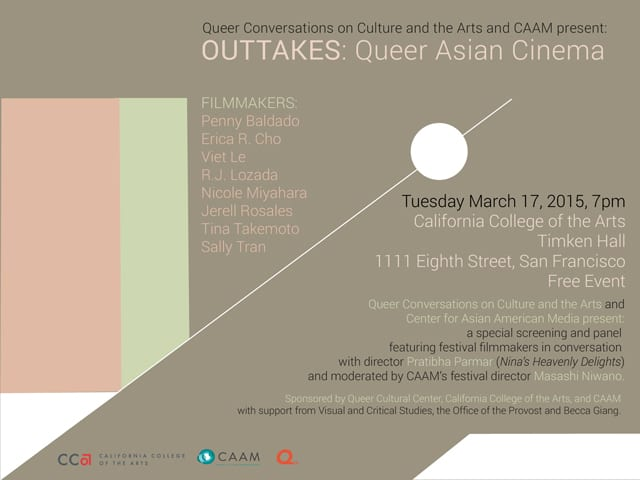 Outtakes: Queer Asian Cinema