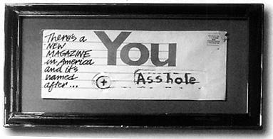 youasshole